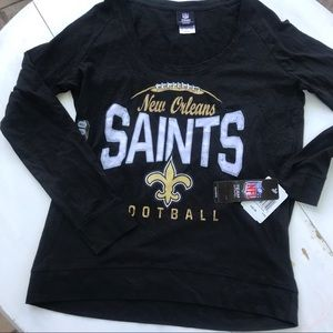 Geax Saints New Orleans Saints Football tee S